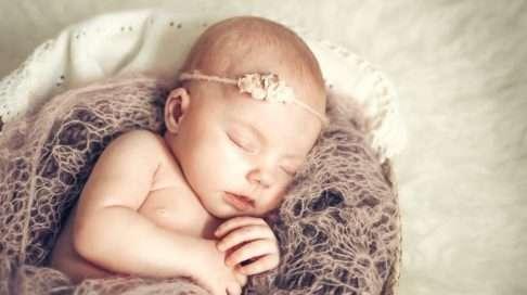 Tulisiko hänestä Aino, Sofia, Eeevi vai sittenkin nimeltään jotain aivan uniikkia? Kuva: iStock