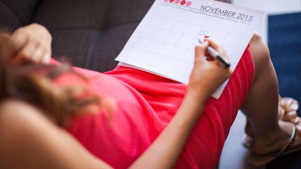 Toiset suunnittelevat raskauden alkamisajankohtaa hyvinkin tarkasti. Kuva: iStock