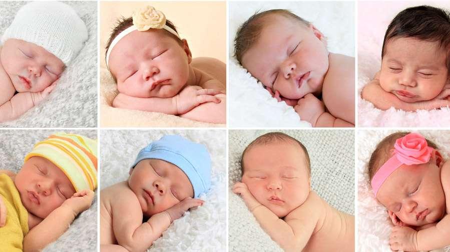 Suomeen syntyi 45 870 vauvaa vuonna 2019. Heistä 99,4 prosenttia syntyi sairaalassa. Kuva: iStock