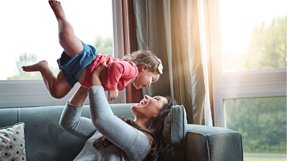 Ajatuksia, mietelauseita ja oivalluksia vanhemmuudesta. Kuva: iStock